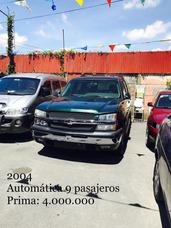 Chevrolet Suburban 2005 9pasajeros Financiamiento Propio
