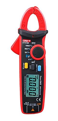 Pinza Amperimétrica Digital Ut210e Uni-t