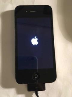iPhone 4 - 8 Gigas Para Retirada De Peças