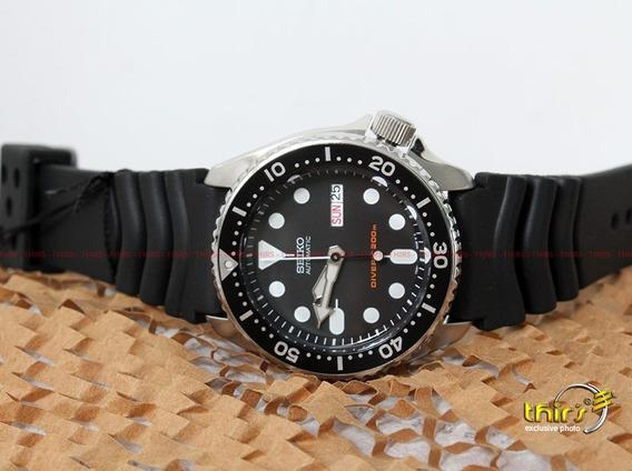 Relógio Seiko Skx007k1 Scuba Diver 46mm Automático Skx007k