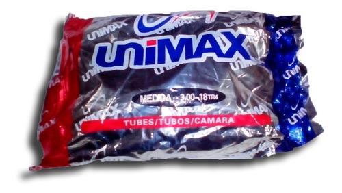 Camara De Moto 300-18 Unimax