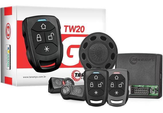Alarme Automotivo Taramps Tw 20 P G3 Controle Tr2 Presença