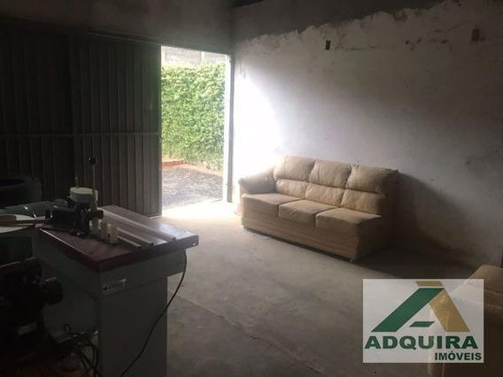 Casa Térrea Com 2 Quartos - 4112-v