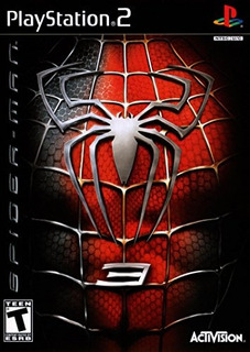 Spiderman 3 Up Shop
