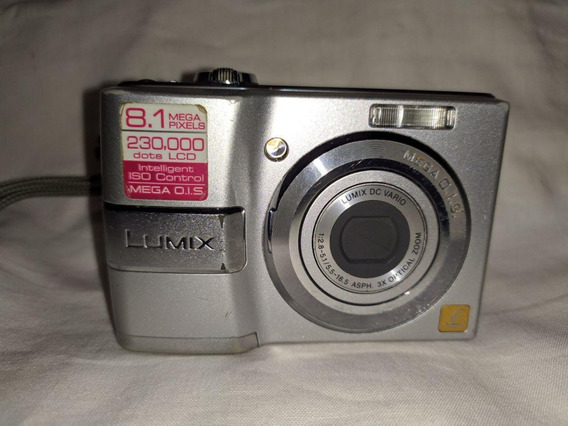 Camara Digital Panasonic Dmc Ls70 8mp