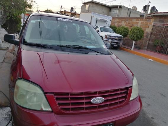 Ford Freestar 3.9 Minivan Lx Base At 2005