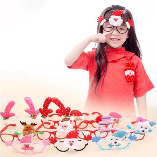 Gafas Navidad Accesorios Regalos Novena