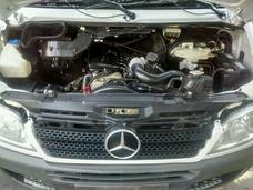 Mercedes Benz Sprinter 3p 316 Cargo Van Ee 402 Toldo Alto 20