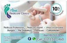 Pedicure Profesional Clinico