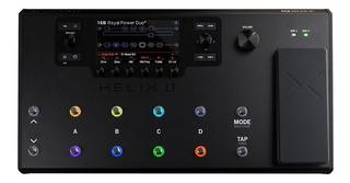 Pedal De Guitarra Line 6 Helix Lt Guitar Processor