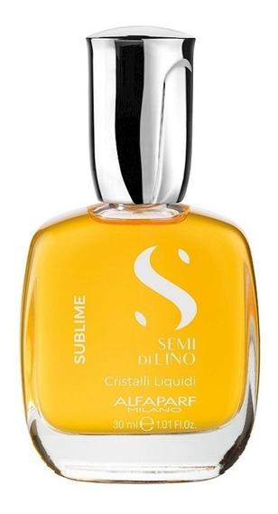 Cristalli Liquidi Alfaparf Semi Di Lino Sublime 30ml