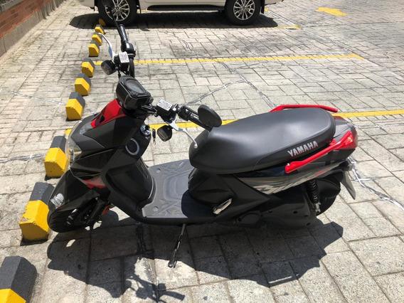 Yamaha Yw125xfi
