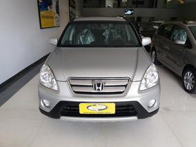 Honda Cr-v 2.0 Ex 4x4 Aut+teto Top
