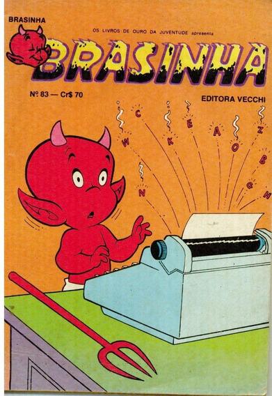 Gibi - Brasinha Nº 83 - Ed. Vecchi