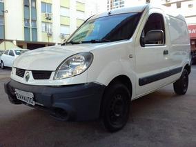 Renault Kangoo Express Hi-flex 1.6 16v 2011 Branca Flex