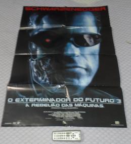 Exterminador Do Futuro 3 Arnold Schwarzenegger Poster 2003