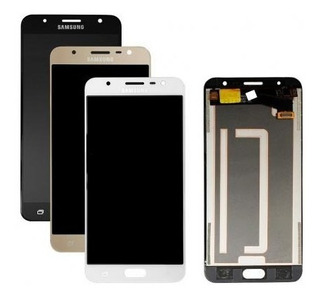 Frontal Tela Touch Display Galaxy J7 Prime G610 Orig+pelicul