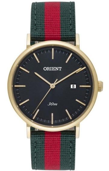 Relógio Masculino / Feminino Orient Fgsn1001 G1ev Casual