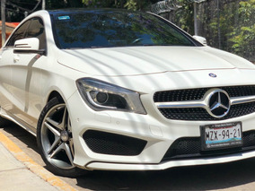 Mercedes Benz Clase Cla 2.0 250 Cgi Sport At 2016