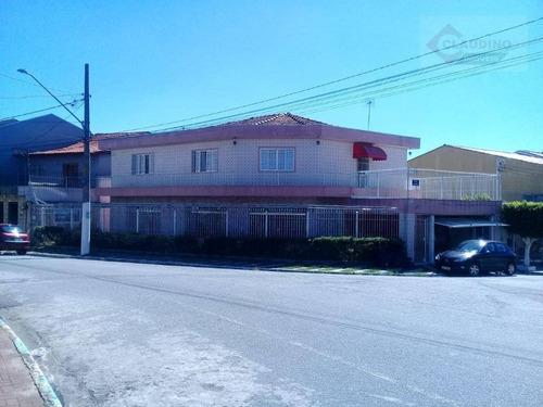Sobrado Com 4 Dormitórios À Venda, 420 M² Por R$ 2.000.000,00 - Jardim Santa Maria - São Paulo/sp - So1272