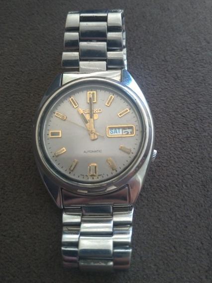 Relógio Seiko Automático Stainless Steel 6119 - 8430
