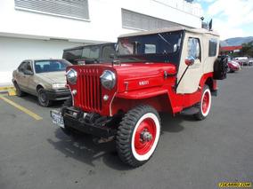 Jeep Willys Cj-4