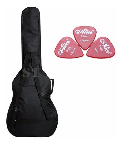 Funda Guitarra Electrica Acolchada Mochila Impermeable Puas