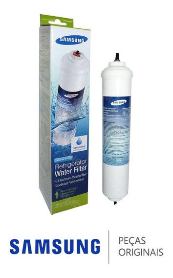 Filtro De Água Externo Hafex/exp Para Refrigeradores Samsung
