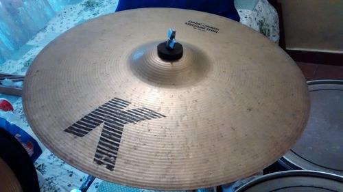Platillo Zildjian Crash K Dark Medium Thin De 18