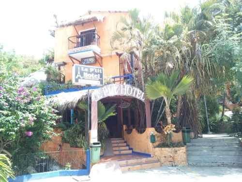 Hotel En Venta En Puerto Escondido, Oaxaca.