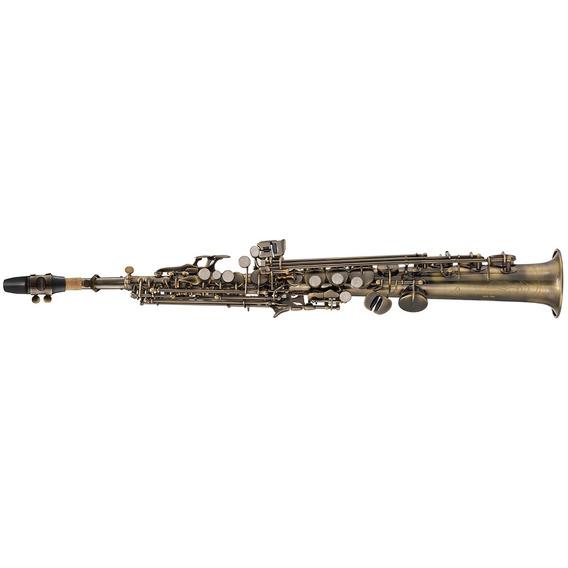 Saxofone Soprano Wssm46 Bb Escovado - Michael