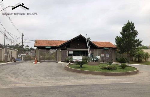 Imagem 1 de 15 de Terreno Em Condomínio Fechado Em Cotia De Frente Para O Parque Cemucam - 281