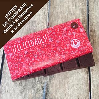 Tableta Artesanal Albricias 130 Grs. Chocolate Con Leche