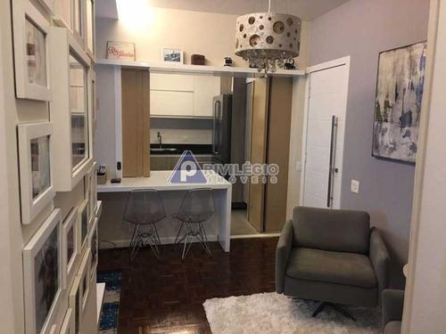 Imagem 1 de 15 de Apartamento À Venda, 2 Quartos, 1 Suíte, 2 Vagas, Copacabana - Rio De Janeiro/rj - 16936