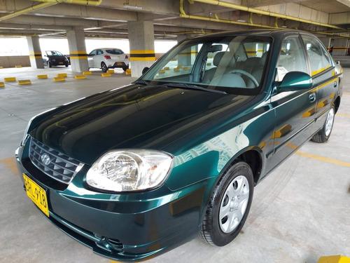 Hyundai Accent Gyro 1.5 Automatico Único Dueño
