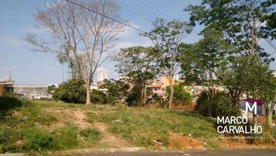 Terreno À Venda, 1672 M² Por R$ 500.000,00 - Alto Cafezal - Marília/sp - Te0010