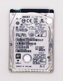 Hd Notebook 320gb Hgst - 7200 Rpm Sata 6.0gb/s