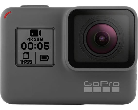 Câmera Filmadora Go Pro Hero 5 Black Bundle Nova S/ Caixa