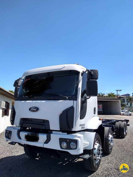 Ford 2629 8x4 2013 Bitruck Chassis