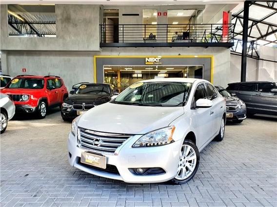 Nissan Sentra 2.0 Sl 16v Flex 4p Automático