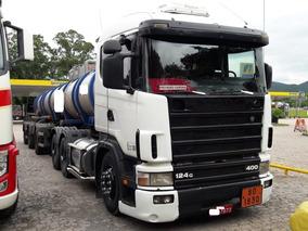 Scania R124 400 6x2 ($109990,000 Somente A Vista )