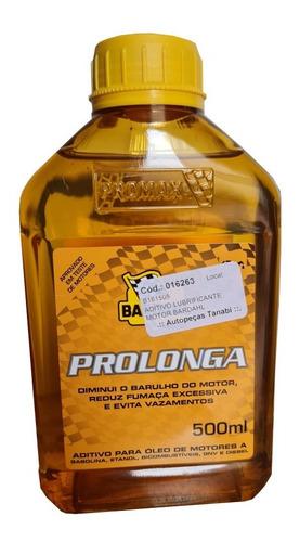 Aditivo Óleo Motor Bardahl Prolonga - P/ Motor Cansado