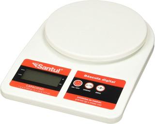 Santul 5927 Báscula Digital, Uso Ferretero Y Cocina