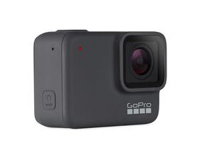 Câmera Digital Gopro Hero 7 Silver + Cartão Micro Sd 32gb