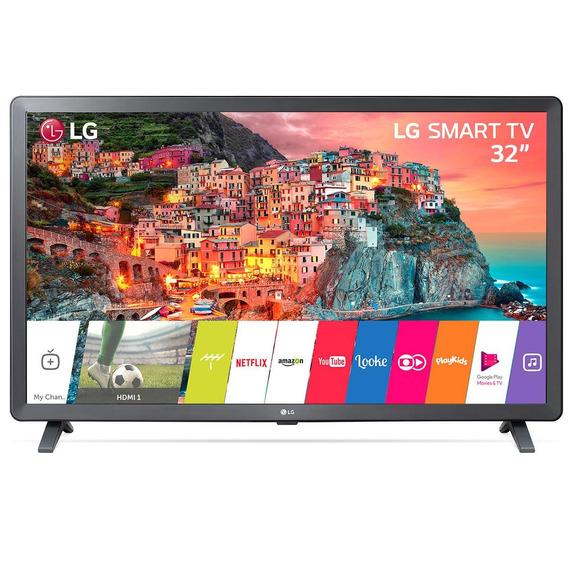 Smart Tv Led Hd 32 Lg 32lk615b Preto