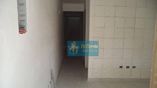 Sobrado De 2 Dormitórios No Tude Bastos - So0052