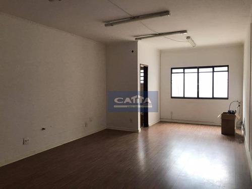 Imagem 1 de 9 de Sala Para Alugar, 33 M² Por R$ 1.300,00/mês - Tatuapé - São Paulo/sp - Sa0702
