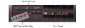 Pc Hp Pro 4300 Core I5 3330 3.0ghz Mem 4gb Hd 250gb