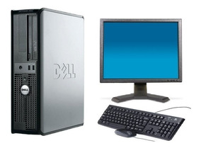 Dell Optplex 360 Core 2 Duo E7300 /4 Gb Ram/hd 250 Gb/ Dvd