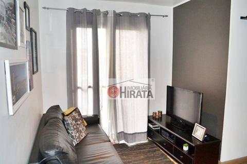 Apartamento Com 2 Dormitórios À Venda, 50 M² Por R$ 265.000,00 - Jardim Myrian Moreira Da Costa - Campinas/sp - Ap1941